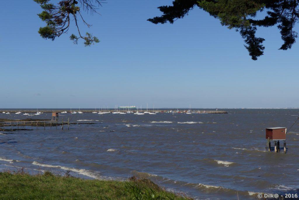 Le sentier des douaniers à la Plaine sur Mer