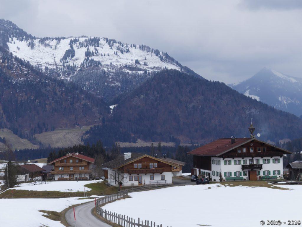 Le village de Bahlkal