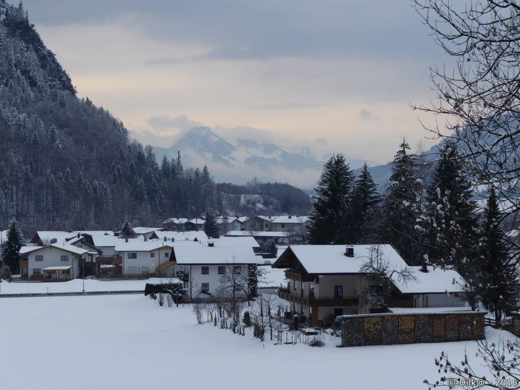 Retour à Walchsee