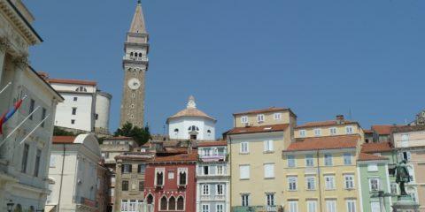 La place Giuseppe Tartini