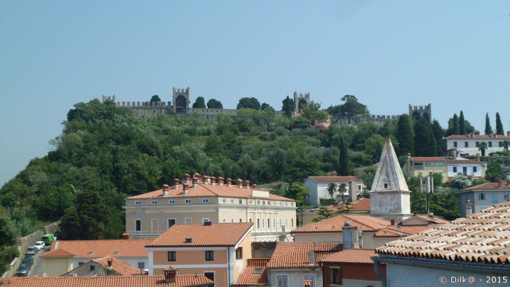 La citadelle de Piran