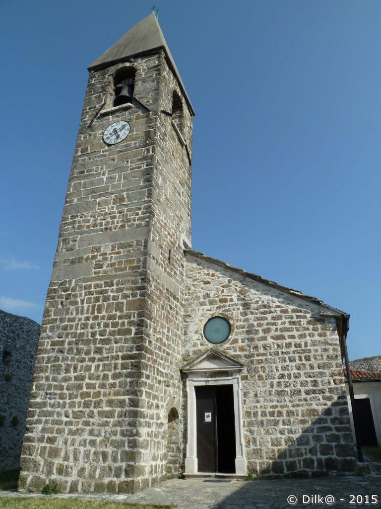L'église de la Sainte-Trinité