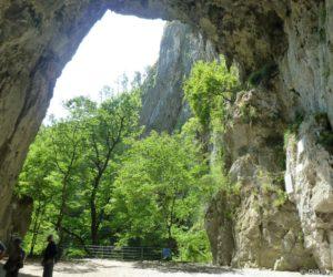 Les grottes de Škocjan