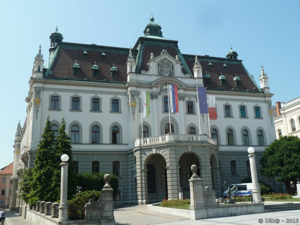 L'université de Ljubljana