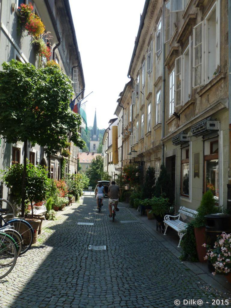 Une rue «artistique»