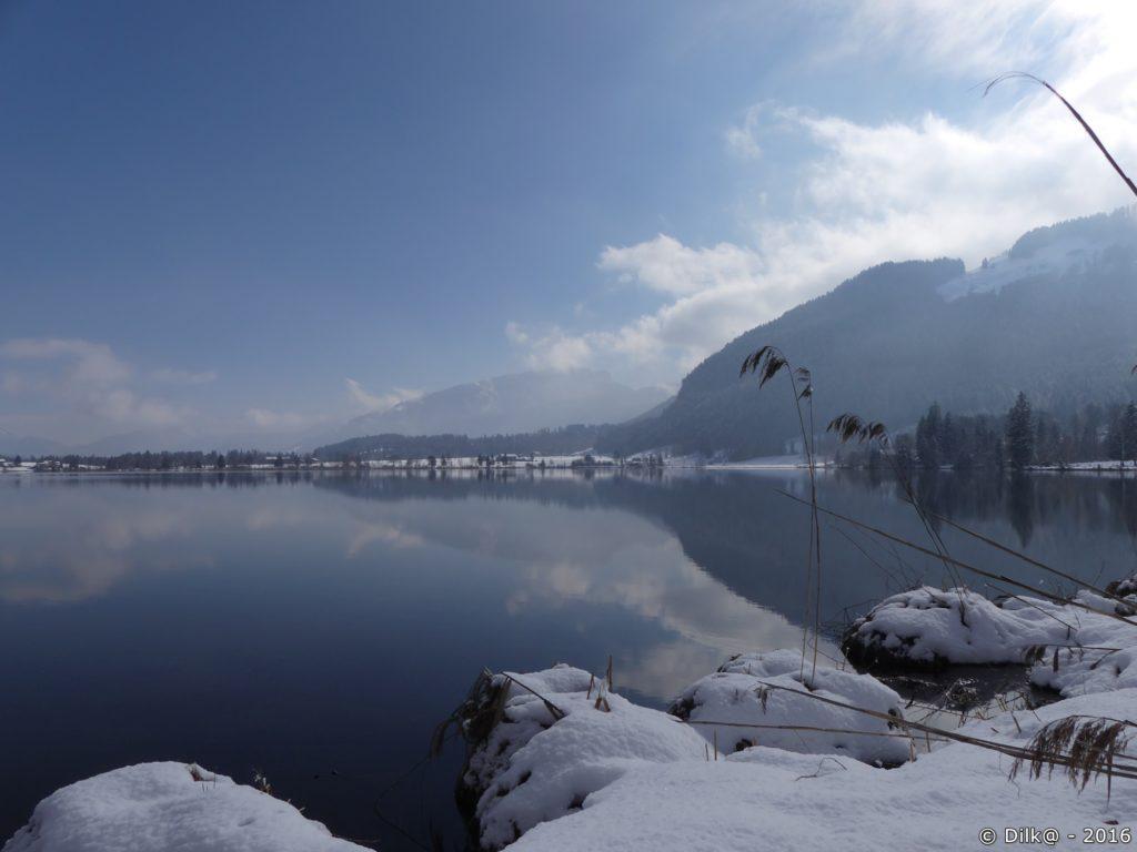 Le lac de Walchsee