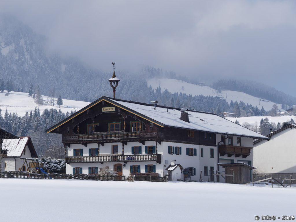 Auberge de Walchsee
