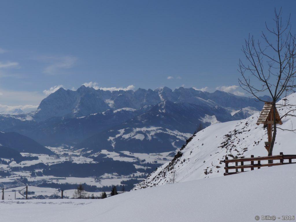 Le massif du Kaisergebirge