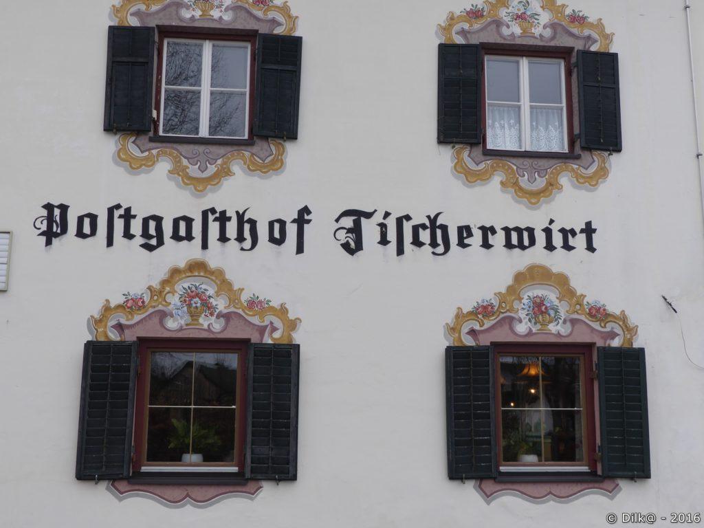 L'auberge Fischerwirt