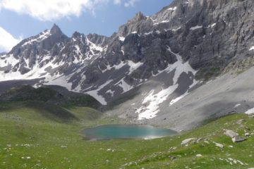 Le lac des Rouites