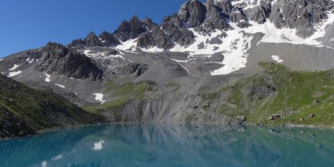 Le lac Sainte-Anne