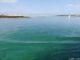 Le lagon bleu outremer des îles Glénan