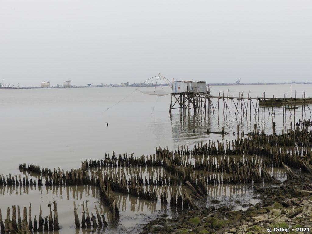 Les pêcheries le long de la Loire