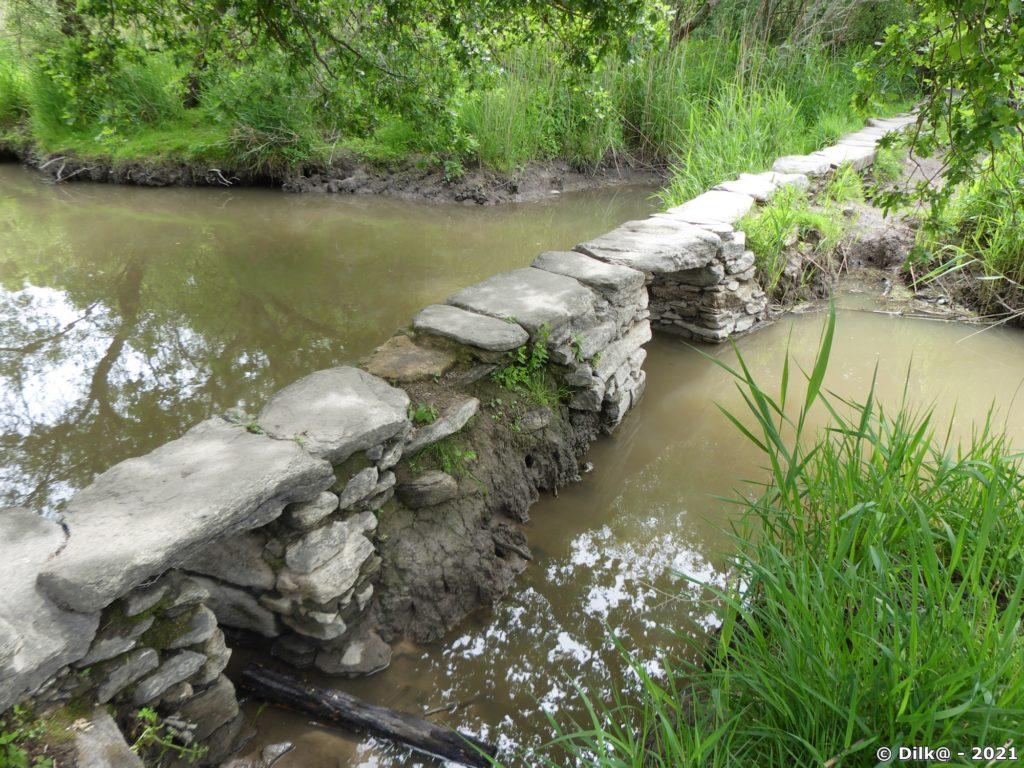 Le pont romain de Gras