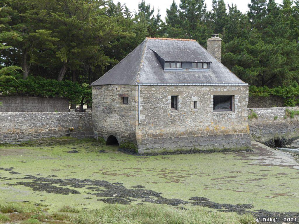 Le moulin à marée du Hézo