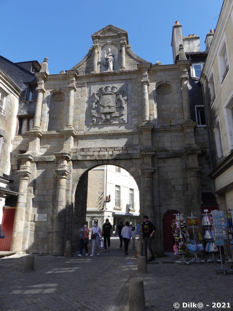 La porte Saint-Vincent