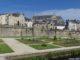Les jardins des remparts