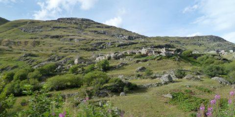 Le hameau de l'Ecot