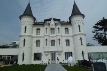 Le château des Tourelles