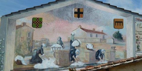 Le lavoir de Saint Opportune