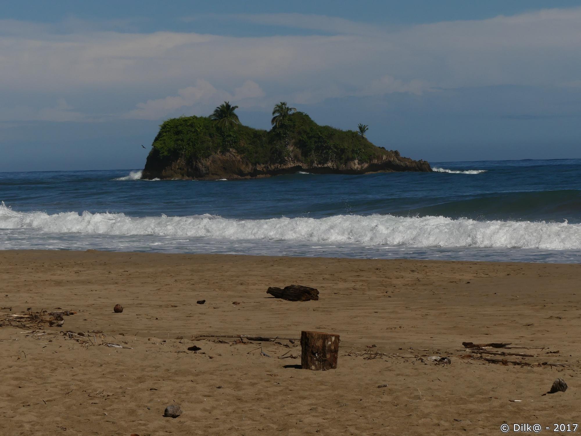 plage de Coclès