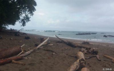 plage de l'ile caño
