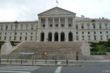 L'« Assembleia da República » (l'Assemblée de la République)