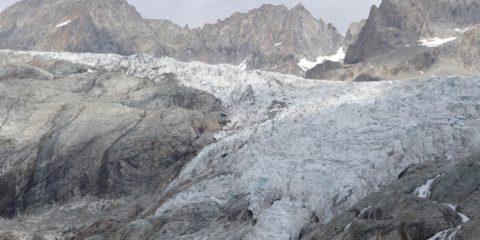 Le glacier Blanc a inexorablement fondu depuis 30 ans