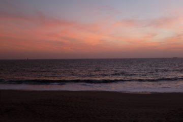 Après le coucher de soleil
