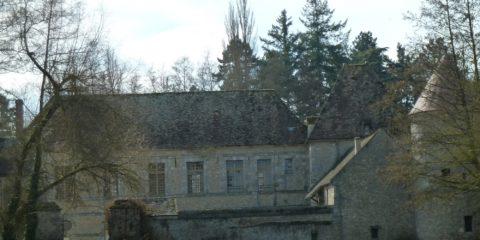 Le château de Villeconin