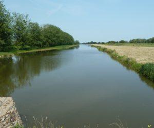 La canal de la Martinière