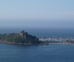 La pointe du Castel