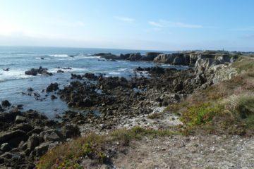 La côte sauvage de Batz sur Mer