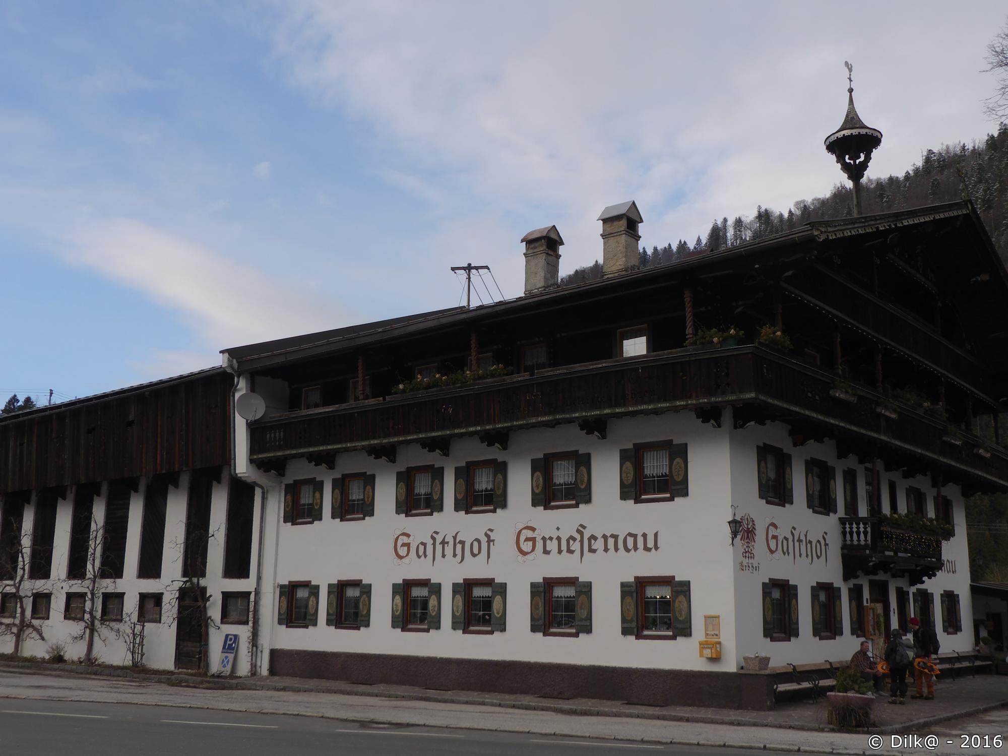 L'auberge de Griesenau