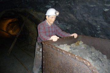 La mine de mercure d'Idrija