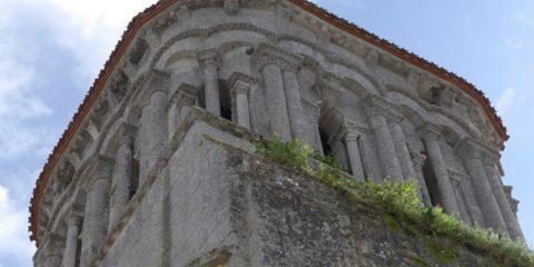 L'église de Moings