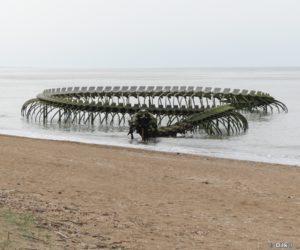Le Serpent d'Océan à Saint-Brévin-les-Pins