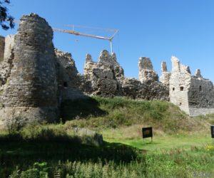 Les ruines du château du Guildo